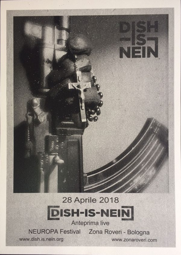 DISH-IS-NEIN POSTER
