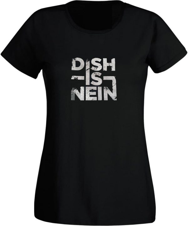 T-Shirt DIN Lady FIT