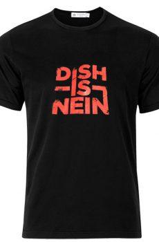 T-Shirt DIN ROSSA